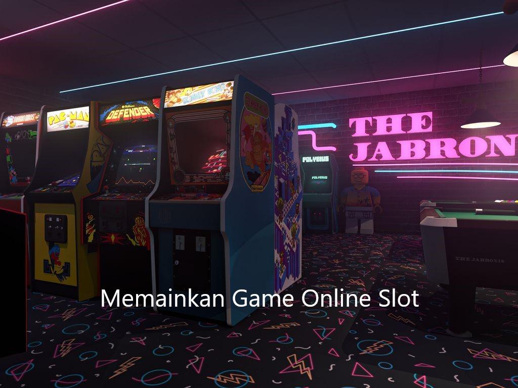 Situs Slot Online Deposit Via Bank Local Lengkap